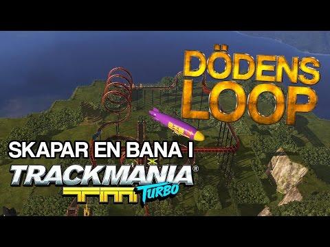DÖDENS LOOP | Skapar en rollercoaster i Trackmania Turbo
