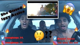 """Bhad Bhabie """"Hi Bitch"""" ft. Rich the kid , MadeinTYO & Asian Doll (WSHH Exclusive) Reaction!!!"""
