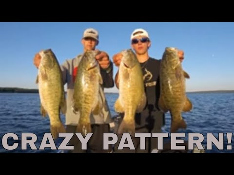 Slaying Smallmouth Bass On Little Traverse Bay