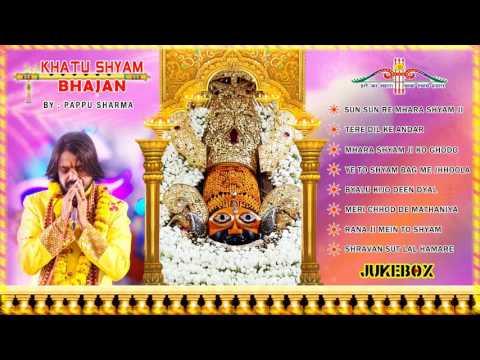 Nonstop Best Khatu Shyam Bhajan by Pappu Sharma | Part 02 | Pappu Sharma Khatu Wale | Audio Jukebox