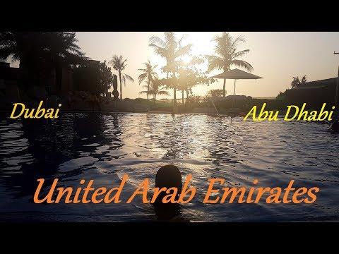 Zjednoczone Emiraty Arabskie / Dubai / Abu Dhabi / 2017