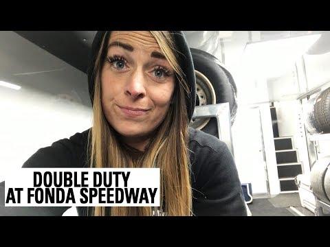 Double Duty At Fonda