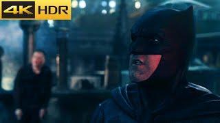 Prologue. Superman & Batman | Justice League 4k HDR