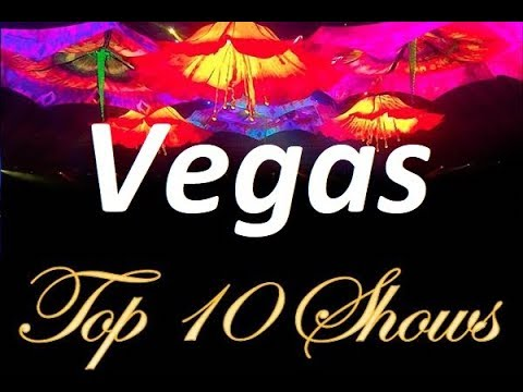10 BEST Shows & Restaurants LAS VEGAS 2019 HDTV
