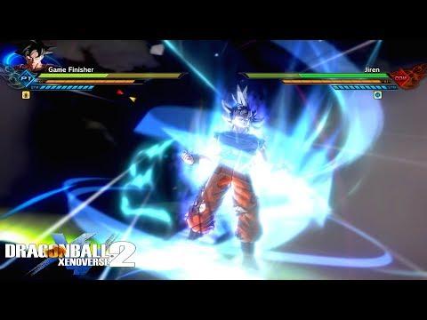 Cac Goku Transformations SSJ1-SSJ2-SSJ3-SSG-SSB-SSBK-SSBKx10-SSBKx20 and Ultra Instinct [XV2] - 동영상
