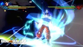 Cac Goku Transformations SSJ1-SSJ2-SSJ3-SSG-SSB-SSBK-SSBKx10-SSBKx20 and Ultra Instinct [XV2]