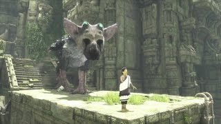 The Last Guardian Part 1 FIRST 4 HOURS COMPLETE VOD