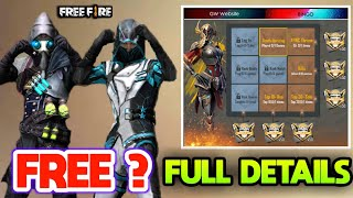 FREEFIRE HOW TO GET FFWC TOKEN AND ZOMBIE BADGE FULL DETAILS & ALL NEW UPDATES IN FREEFIRE 🔥