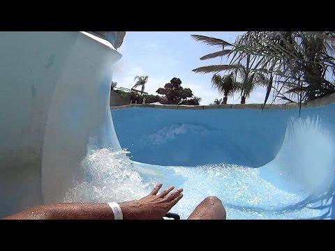 Raging Water Slide at Aphrodite Waterpark