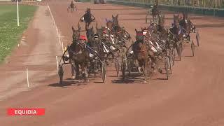 Vidéo de la course PMU PRIX D'AUBERVILLE