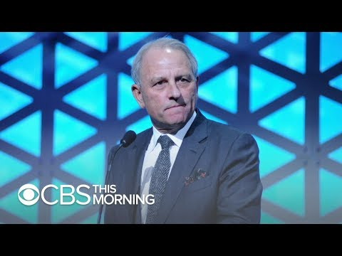 "Ahead of firing, Jeff Fager texted CBS News correspondent: ""Be careful"""