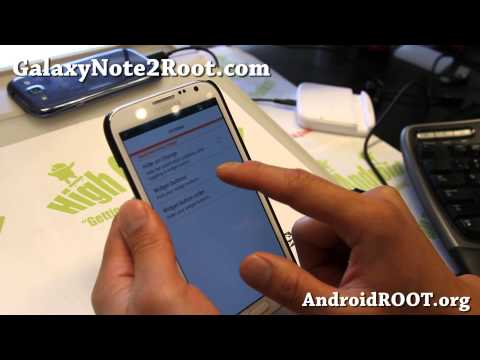 AmnoSpherum ROM for Rooted Galaxy Note 2 GT-N7100!