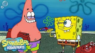 Chocolate w/ Nuts 🥜 in 5 Minutes | SpongeBob