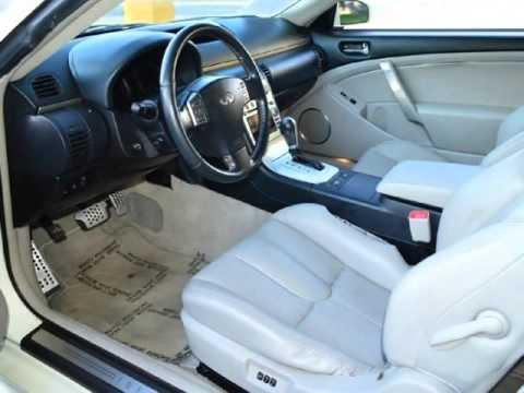2006 Infiniti G35 Coupe Bose Sound System Xenon Headlights Forged Alloy Wheels Keyless Start
