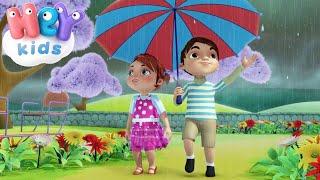 Дождик, дождик уходи - Развивающие мультики