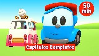 Leo el Pequeño Camión Capítulos Completos (9 episodios)