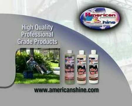 American Shine Car & Marine Care Products