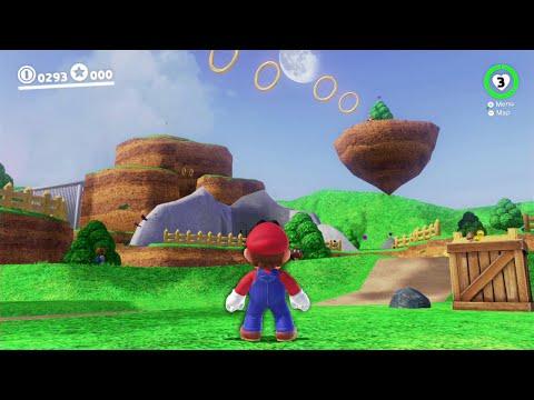 Custom Mario Odyssey Kingdoms are Amazing...