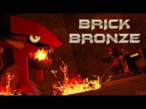 Roblox Pokemon Brick Bronze Ep7 Bidoof situation and Underwater Mining!!