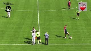 Serie D Girone E Massese-Sestri Levante 1-0 Umberto Meruzzi