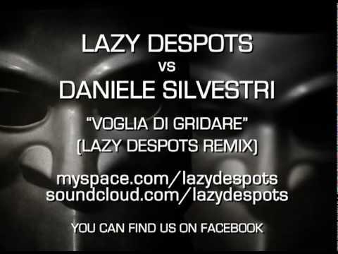 Daniele Silvestri - Voglia di Gridare (LAZY DESPOTS REMIX)