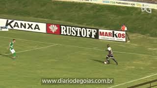 Anápolis e Anapolina começaram mal o Campeonato Goiano
