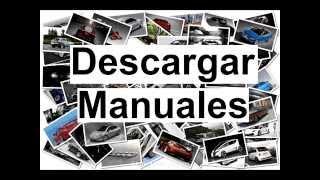 FREE Workshop Manuals. Descarga gratis Manuales de mecanica. Desde 1978 - 2016
