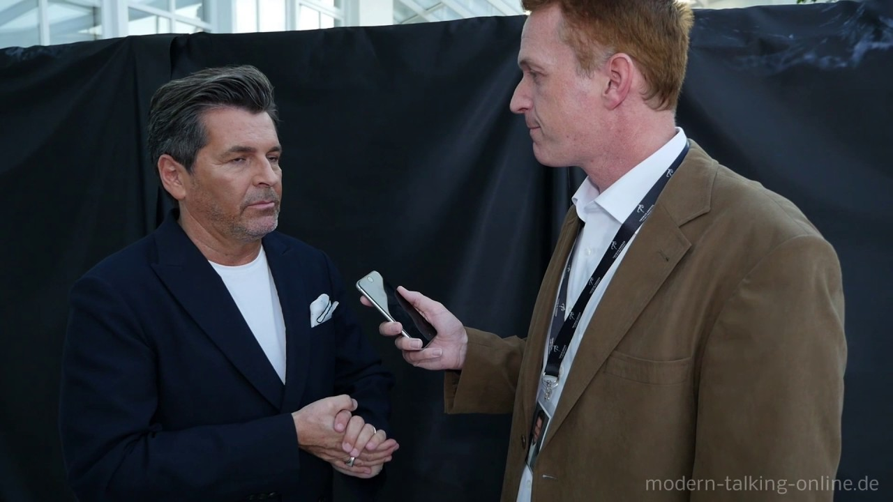 Thomas Anders I Will Release A German Album In 2017 Fanday