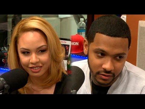 Black Ink Crew's Kat & Ryan Interview at The Breakfast Club Power 105.1 (04/04/2016)