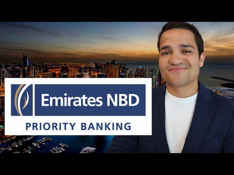 Dubai Priority Banking: My Experience with Emirates NBD, the Best Bank in Dubai and the UAE