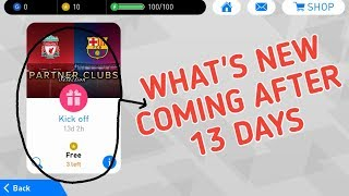 Pes 2018 |  What's New Coming After 13Days