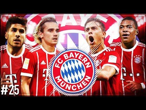 Eure TRANSFERVORSCHLÄGE!! 🤔😏 100+ MIO Transfer!?? 🤑🔥 - FIFA 18 FC Bayern Karriere #25