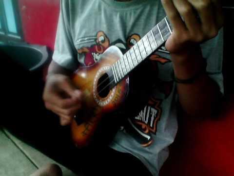 Didi kempot - layang kangen cover ukulele
