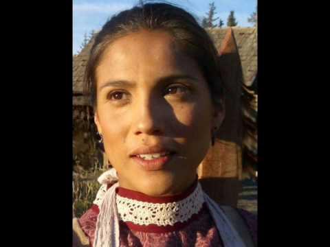 beautiful  tonantzin carmelo native actress