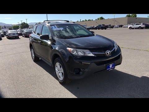 2013 Toyota RAV4 Reno, Carson City, Northern Nevada, Roseville, Sparks, NV DW054602T