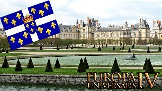 EU4. ⚜ Франция ⚜ Финал 6 голосование за новую страну