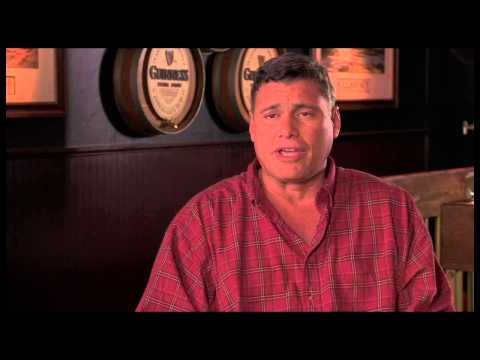 Steven Bauer Interview -- Driving by Braille behind the scenes