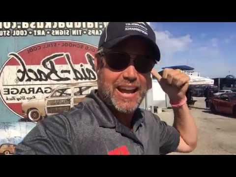 Day 5 of the Hot Rod Power Tour at Lucas Oil Speedway on the Laidback Special