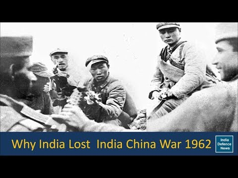 India China War 1962 | Why India Lost War With China In 1962 | Special Report