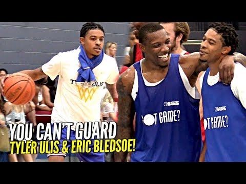 Eric Bledsoe & Tyler Ulis Are HARD TO GUARD Even at Half Speed! Show Off at Got Game In The Valley!