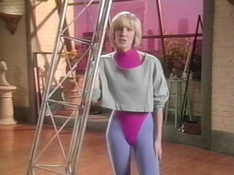 55bd1899859ad Heather Locklear - Your Personal Workout - YouTube