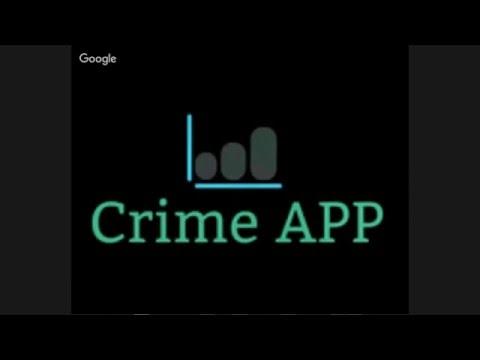 Crime APP - Aplicación para análisis delictivo