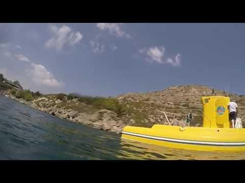 Rhodes 2016 snorkelling diving