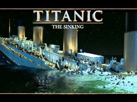 Titanic Soundtrack - The sinking