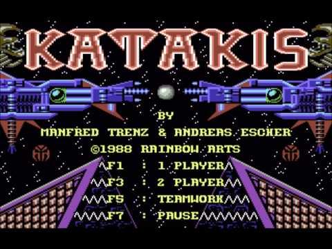 Katakis (C64) Title Theme
