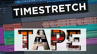 How to do awesome Tape Stop / Start Effects #S1withGregor