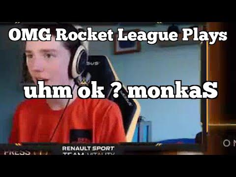 OMG Rocket League Plays: uhm ok ? monkaS thumbnail