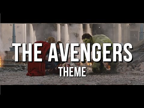The Avengers Theme – a video response to 'The Marvel Symphonic Universe'