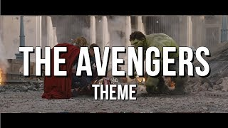 The Avengers Theme – a video response to