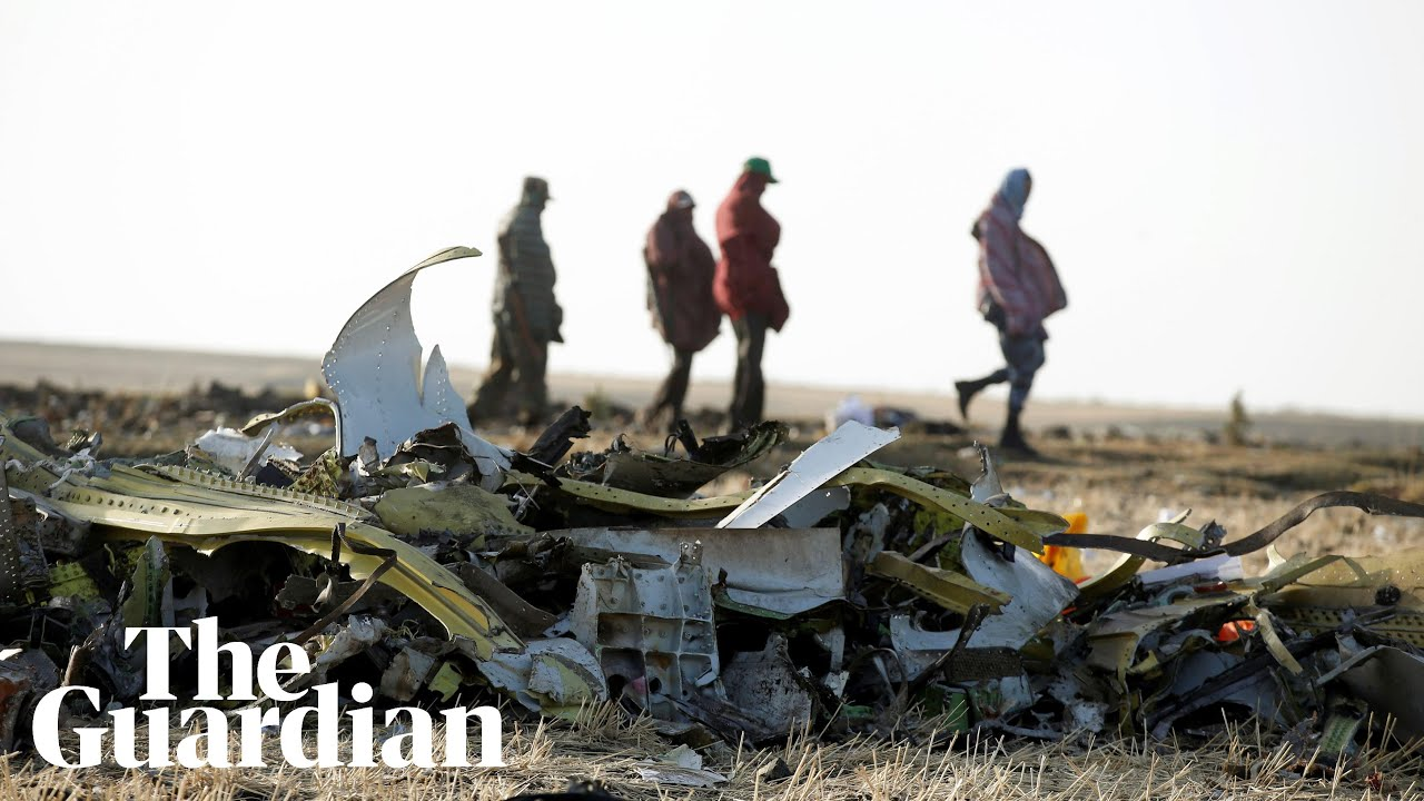 Who were the victims of the Ethiopian Airlines crash? | World news
